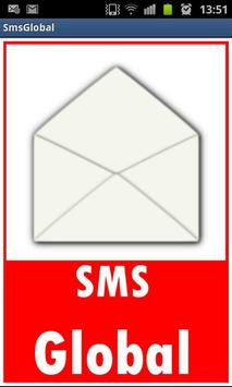 SMS GLOBAL poster