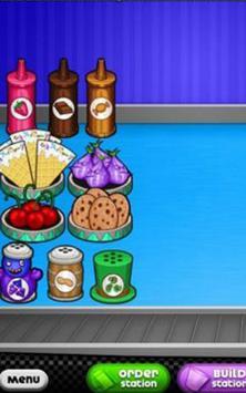 Guide Papa's Freezeria To Go! apk screenshot