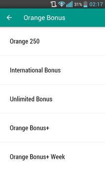 EasyCodes - Orange apk screenshot