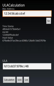 IPv6 Address Divider apk screenshot