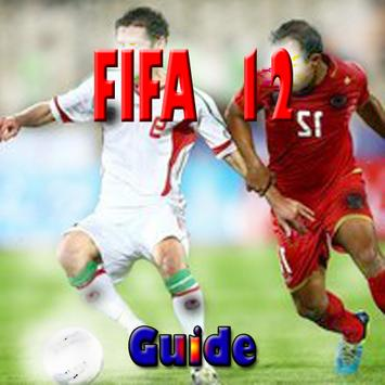 Guide Fifa 12 poster
