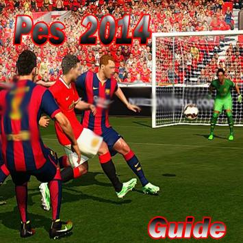 Guide PES 2014 poster