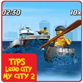 Tips Lego City My City Best 16 icon