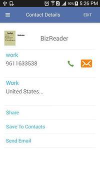 BizReader apk screenshot