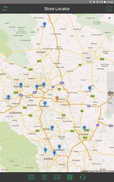 YESSS Store Locator apk screenshot