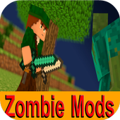 Zombie Mods for Minecraft PE icon