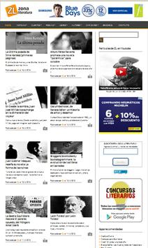 ZonaLiteratura.com apk screenshot
