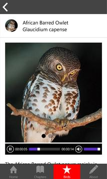 Birding In Southern Africa apk screenshot