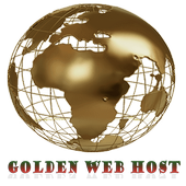 Golden Web Host icon