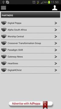 Global Leadership Summit SA apk screenshot