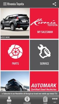 Rivonia Toyota apk screenshot