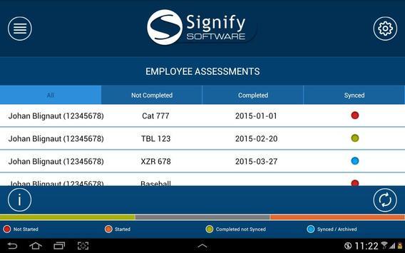 Signify App apk screenshot