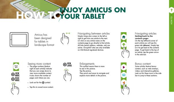 Amicus | Inside Old Mutual poster