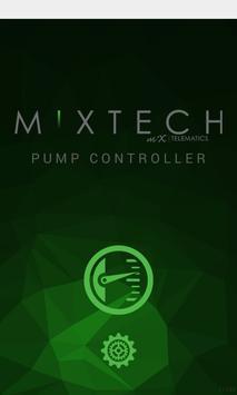 MixTech Pump controller poster