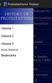 History of Protestantism apk screenshot