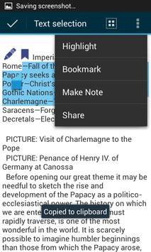 History of the Waldenses apk screenshot