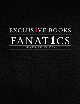 Exclus1ve Books Cover to Cover poster