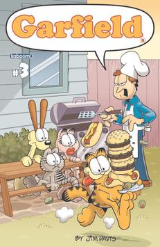 Garfield comics by KaBOOM! apk screenshot