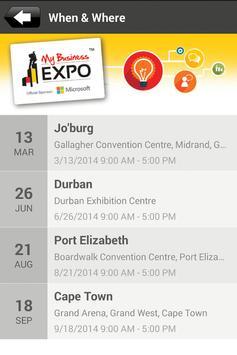 My Business Expo apk screenshot