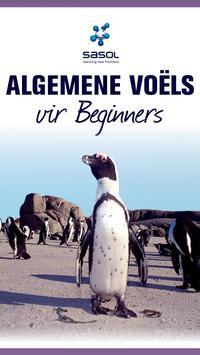 Sasol Voëls vir Beginners poster