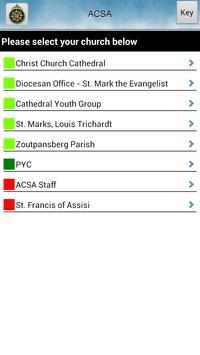 ACSA apk screenshot