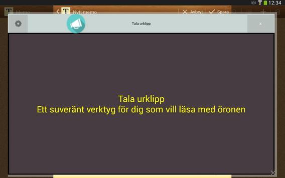 Speak Clipboard apk screenshot