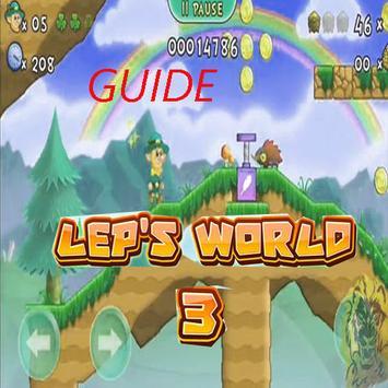 Guide: Leps World 3 poster