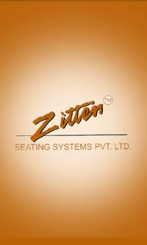 Zitten Seating Systems poster