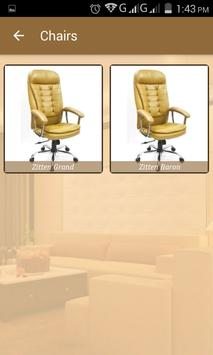 Zitten Seating Systems apk screenshot