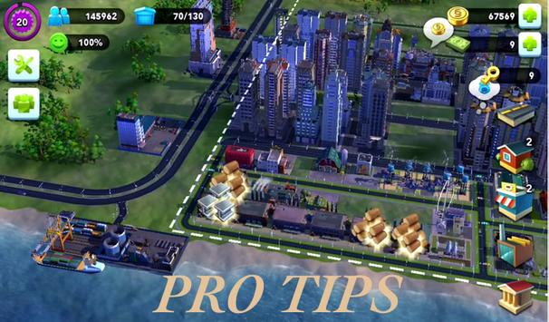 New Tips SimCity Buildit apk screenshot