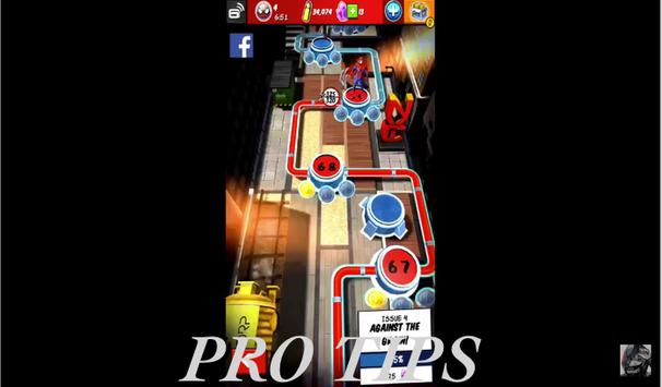 Tips Spider-Man Unlimited apk screenshot