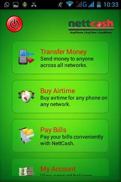 NettCash Wallet apk screenshot