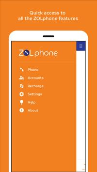 ZOLphone poster