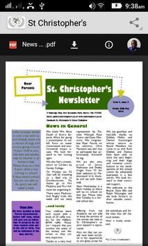 St Christopher's apk screenshot