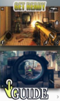 Guide Blackout Modern Combat apk screenshot