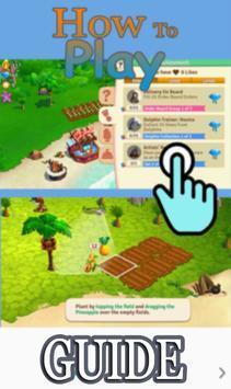 Guide FarmVille Tropic Escape apk screenshot