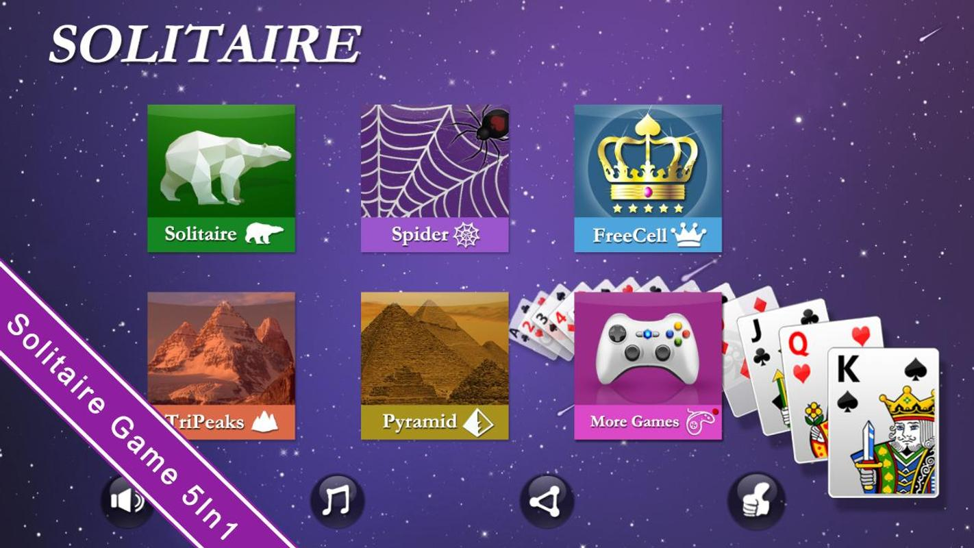 tripeaks solitaire download