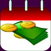Budget  Helper icon