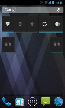 Data enable widgets apk screenshot