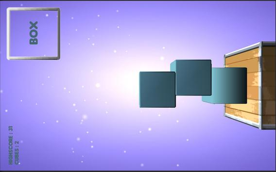 Cube on Cube 3D apk screenshot