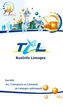 BusInfo Limoges poster