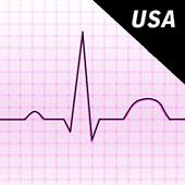 Electrocardiogram ECG Types icon