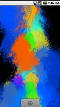 Colour Warp live wallpaper screenshot 1