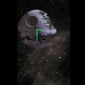 Death Star Clock icon