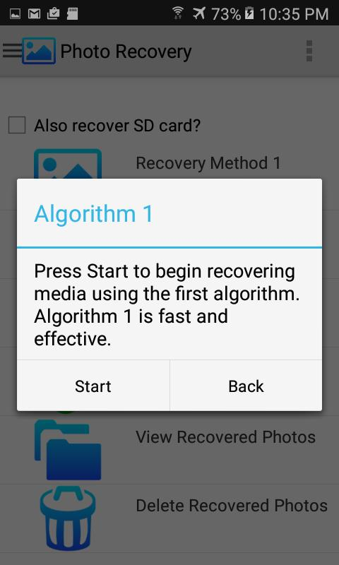 recovery apk
