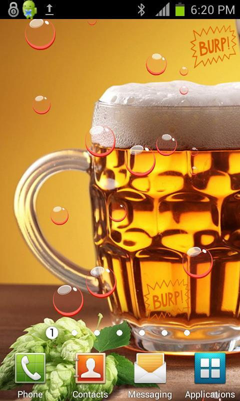 Drink Beer Hd Live Wallpaper For Android Apk Download