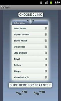 Online Doctor poster
