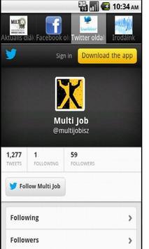 MultiJob screenshot 3
