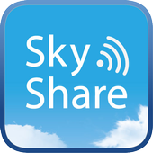 Silicon-Power SkyShare icon