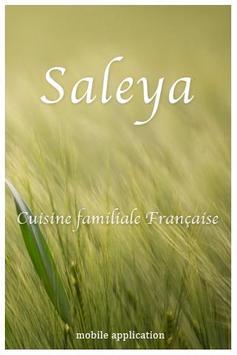 Le Saleya poster